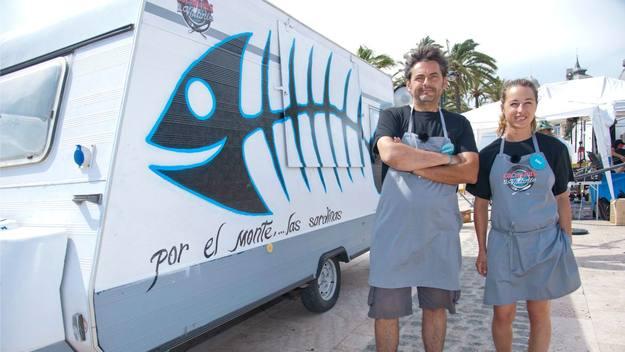 Ana Terrasa y Manuel Rubio, 'Por el monte, las sardinas'