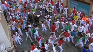 El análisis del sexto encierro de San Fermín, por Patxi Cervantes