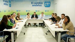Análisis de los resultados electorales en Andalucía