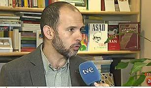 """Ignacio Álvarez-Ossorio, experto en mundo árabe, teme un """"diálogo de sordos"""" en la conferencia de paz siria"""