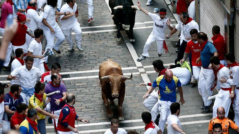 Análisis del último encierro de San Fermín 2012, por Patxi Cervantes