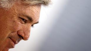 A Ancelotti no le gustan los elogios y solo piensa en Rayo