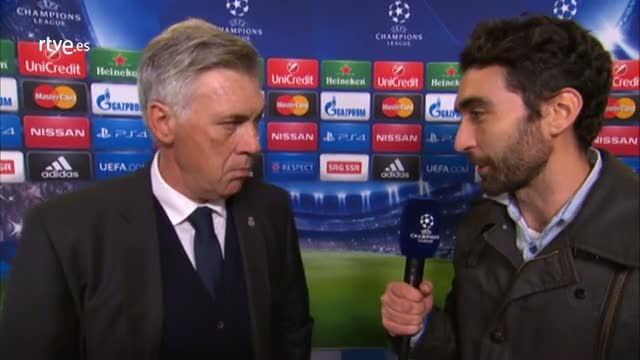 """Ancelotti: """"Es normal no estar siempre a tope"""""""