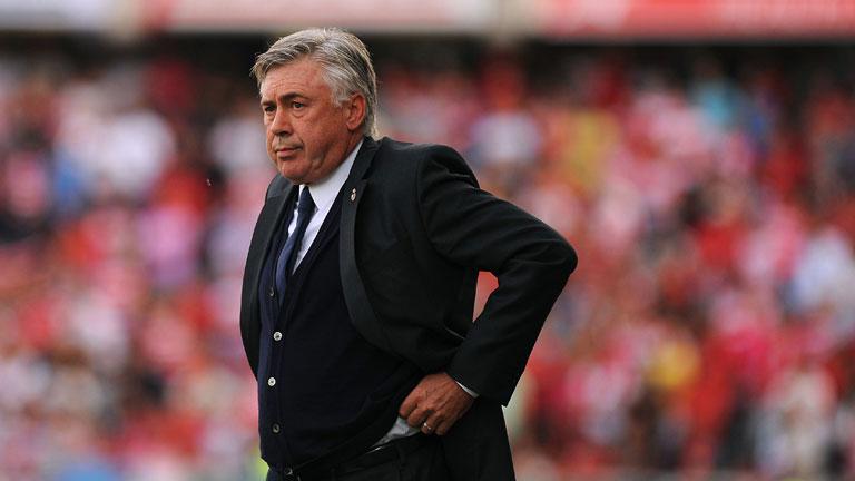 """Ancelotti: """"Todo el mundo piensa que Bale es un problema"""""""