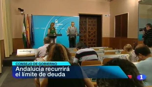 Andalucía en 2 ' - 02/08/12