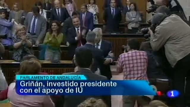 Andalucía en 2' - 03/05/12