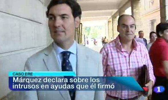 Andalucía en 2' - 04/07/12