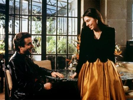 Andy García y Sofia Coppola en 'El Padrino III', broche de la trilogía de la familia Corleone.