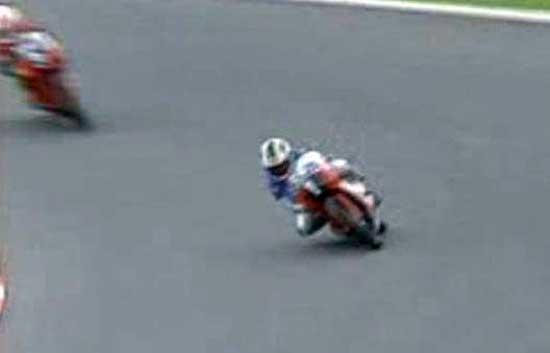 Motociclismo: Ángel Nieto gana el Gran Premio de Alemania en 1984