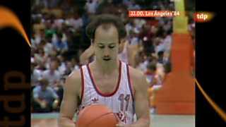 Londres en juego - Los Ángeles 1984: Baloncesto