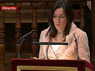 Ángeles González-Sinde destaca la literatura de lo invisible e inexplicable de Matute
