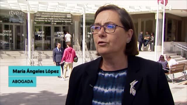"""Ir al VideoMª Ángeles López: """"Hay mucho que andar en derechos de las personas'"""