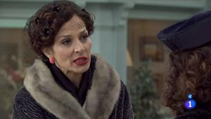 Amar - Angélica cree que Rocío está implicada en el asesinato de Rubín