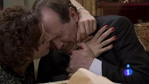 Amar - Angélica le promete a Viktor que siempre estará a su lado