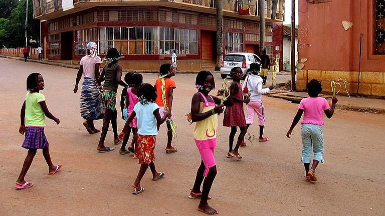 Angola: herida en la guerra, olvidada en la paz
