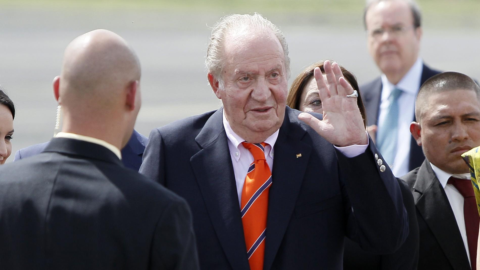 Ir al VideoUn año de la marcha del rey emérito Juan Carlos I