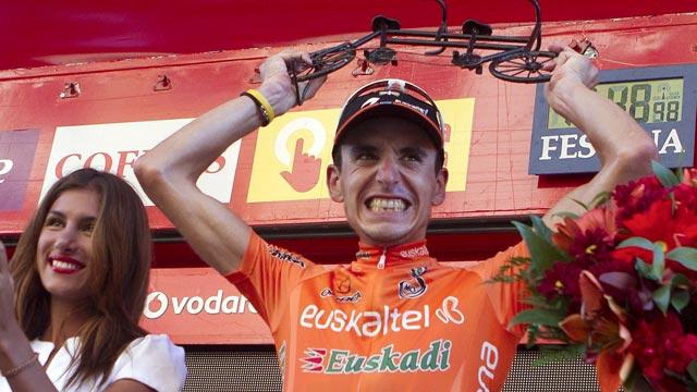 Antón gana en el regreso a Bilbao