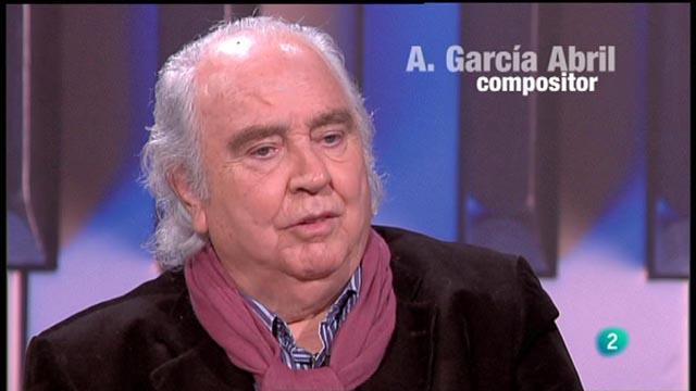 Programa de mano - Entrevista: Antón García Abril