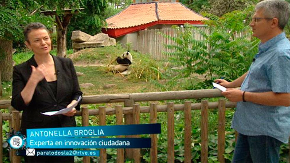 Para Todos La 2 - Hablamos con Antonella Broglia sobre principales funciones de los parques zoológicos