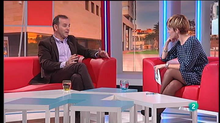 Para Todos La 2 - Entrevista - Antonio Argüeso, envejecimiento de los españoles