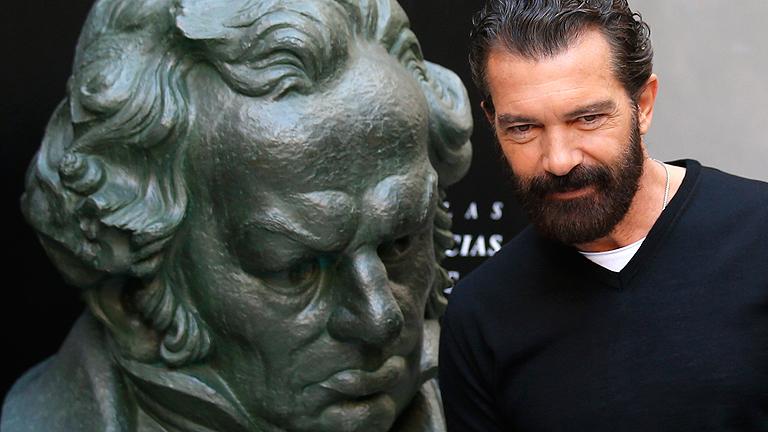 Antonio Banderas recibirá el Goya de Honor