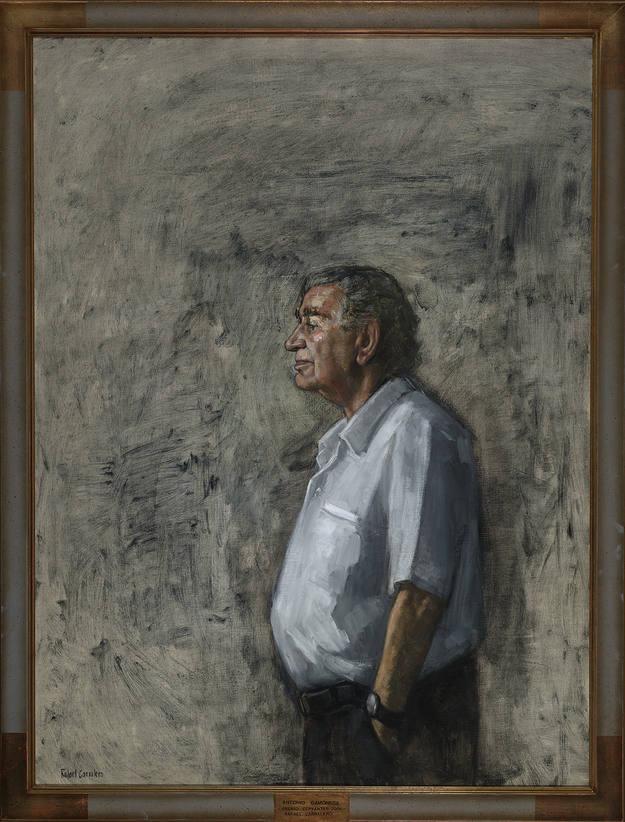 Antonio Gamoneda, Premio Cervantes 2006