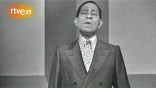 Antonio Machín en 'El tiempo de' (1999)