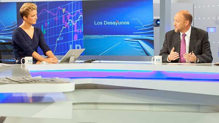 Los desayunos de TVE - Antonio Pradas, secretario de Política Federal del PSOE