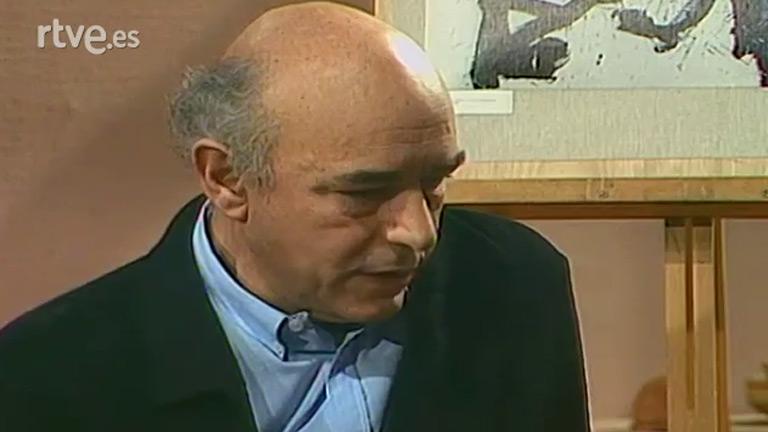 Arco iris - Antonio Saura (1985)