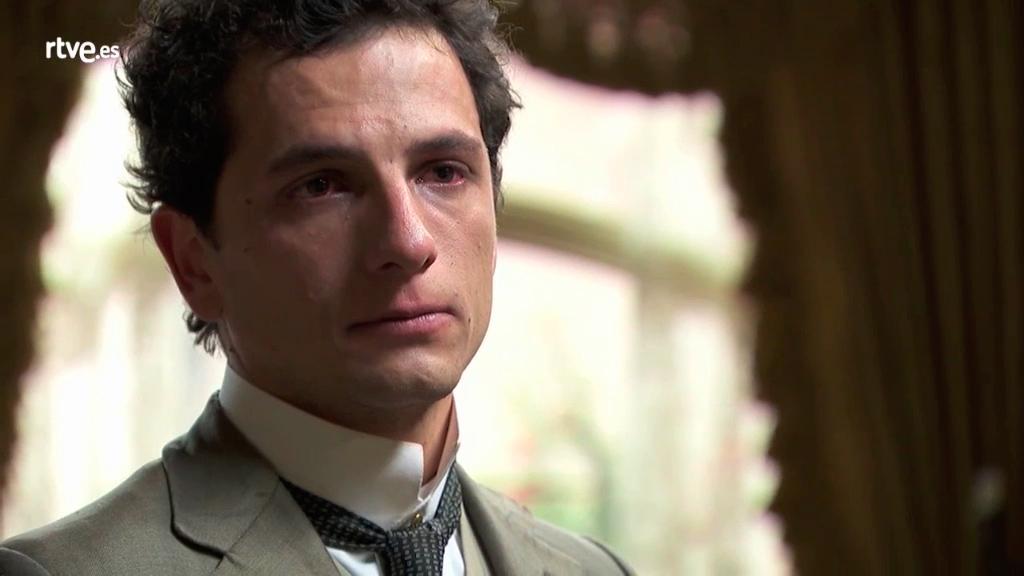 Acacias 38 - Antoñito no obtiene el perdón de su familia