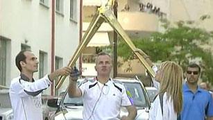 La antorcha olímpica llega a Turquía