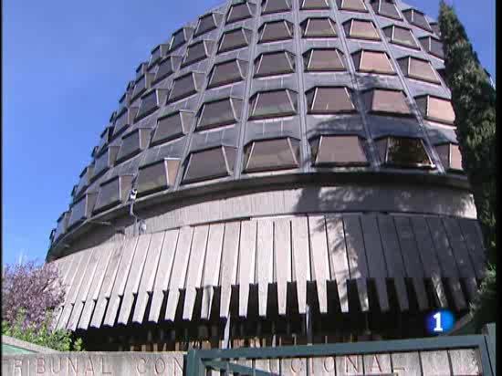 El Tribunal Constitucional ha confirmado hoy que Acción Nacionalista Vasca es un partido ilegal