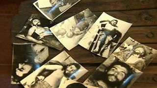 Aparecen en Zaragoza una serie de fotografías inéditas del cadáver del Che Guevara