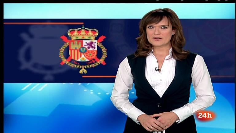 Parlamento - Apertura de las Cortes - 31/12/11