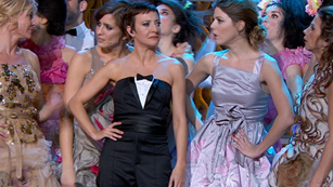 Apertura musical de los Goya 2012