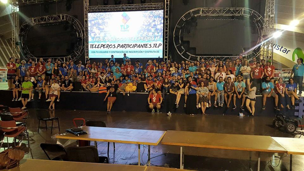 TLP Tenerife: El aplauso a staff y voluntarios