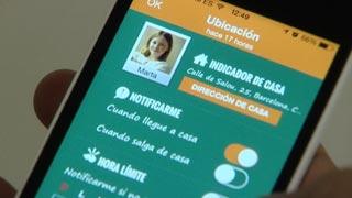 Una aplicación permite saber dónde están nuestros hijos