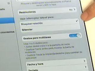 """""""Los vídeos de RTVE.es no se oyen en el iPad"""""""