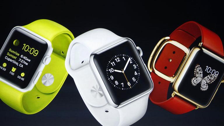 Además del iPhone 6, Apple ha presentado su nuevo reloj