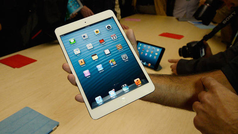 Apple refuerza los iPad frente a los tablets Google Nexus y Microsoft Surface