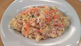 MasterChef 5 - Aprende a cocinar una ensalada hawaiana de pasta
