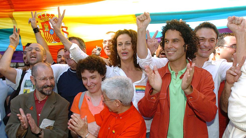 El Congreso aprobó en 2005 el matrimonio homosexual con la oposición del PP y Unió