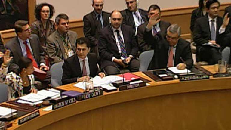 La ONU ha aprobado el envío de 300 observadores militares desarmados a Siria