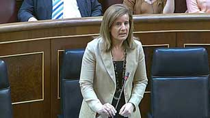 PP, CiU, UPN y Foro votan para aprobar definitivamente la ley de la reforma laboral