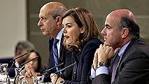 Ir al VideoAprobado el Decreto Ley sobre la comercialización de los derechos audiovisuales del fútbol