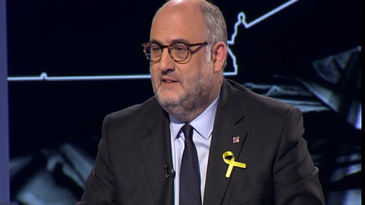 Eduard Pujol, portaveu adjunt de JxCat