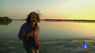 Aquí La Tierra - Espectáculo de flamencos al atardecer