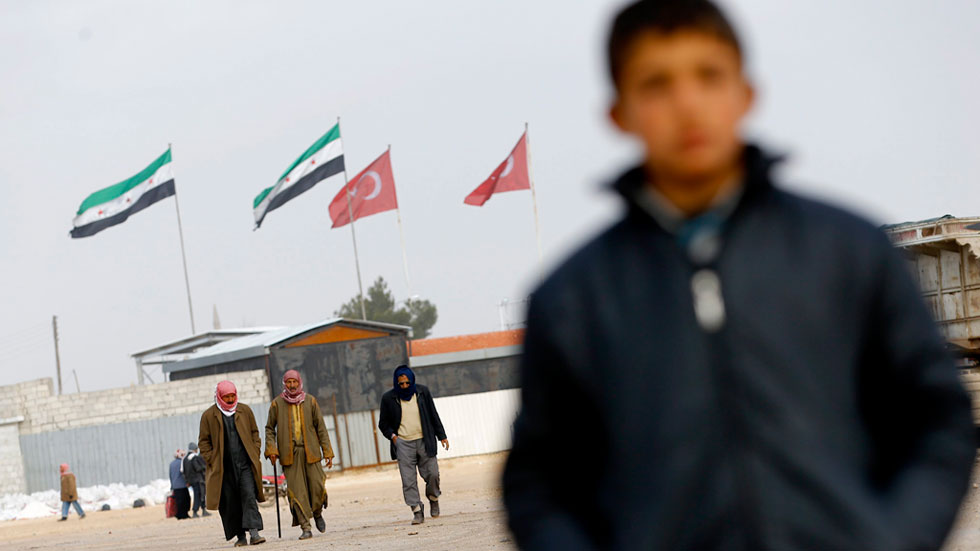 Arabia Saudí y Turquía están dispuestas a desplegar tropas en Siria