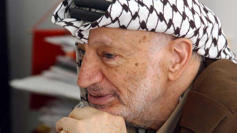 Arafat pudo ser envenenado con polonio 210