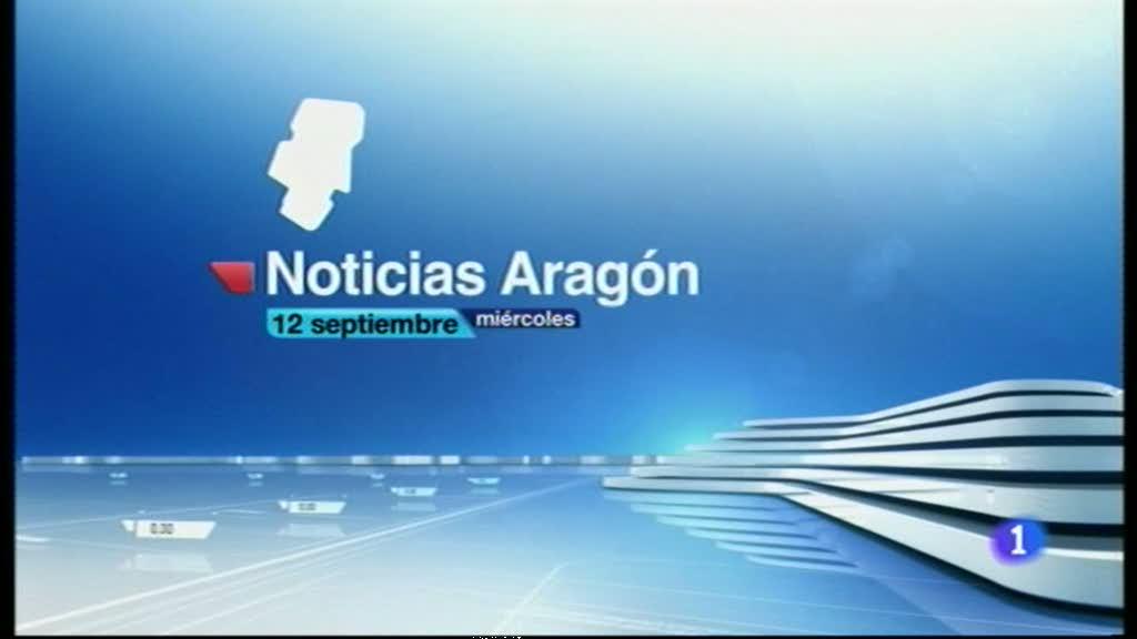 Aragón en 2' - 12/09/12